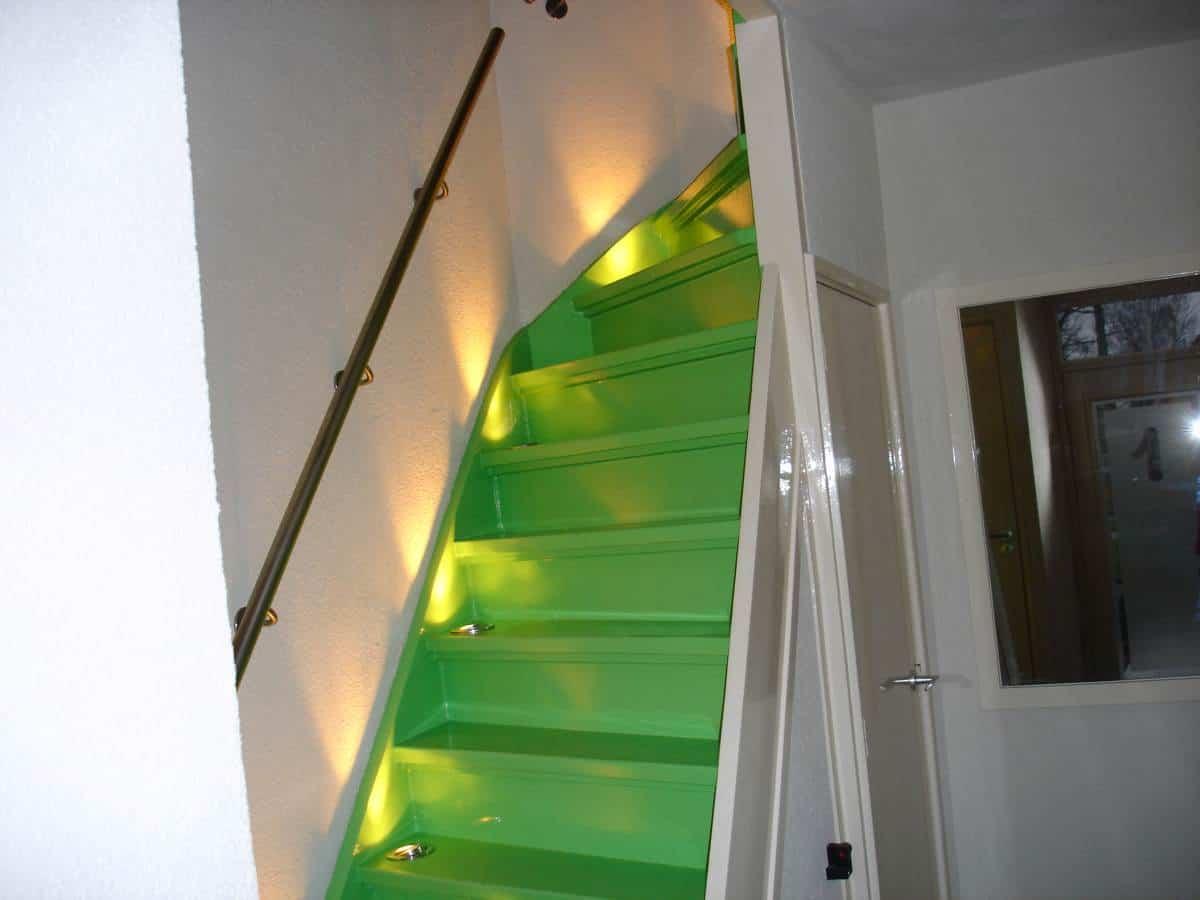 Px interieur kleurtje op je trap px u van balveren